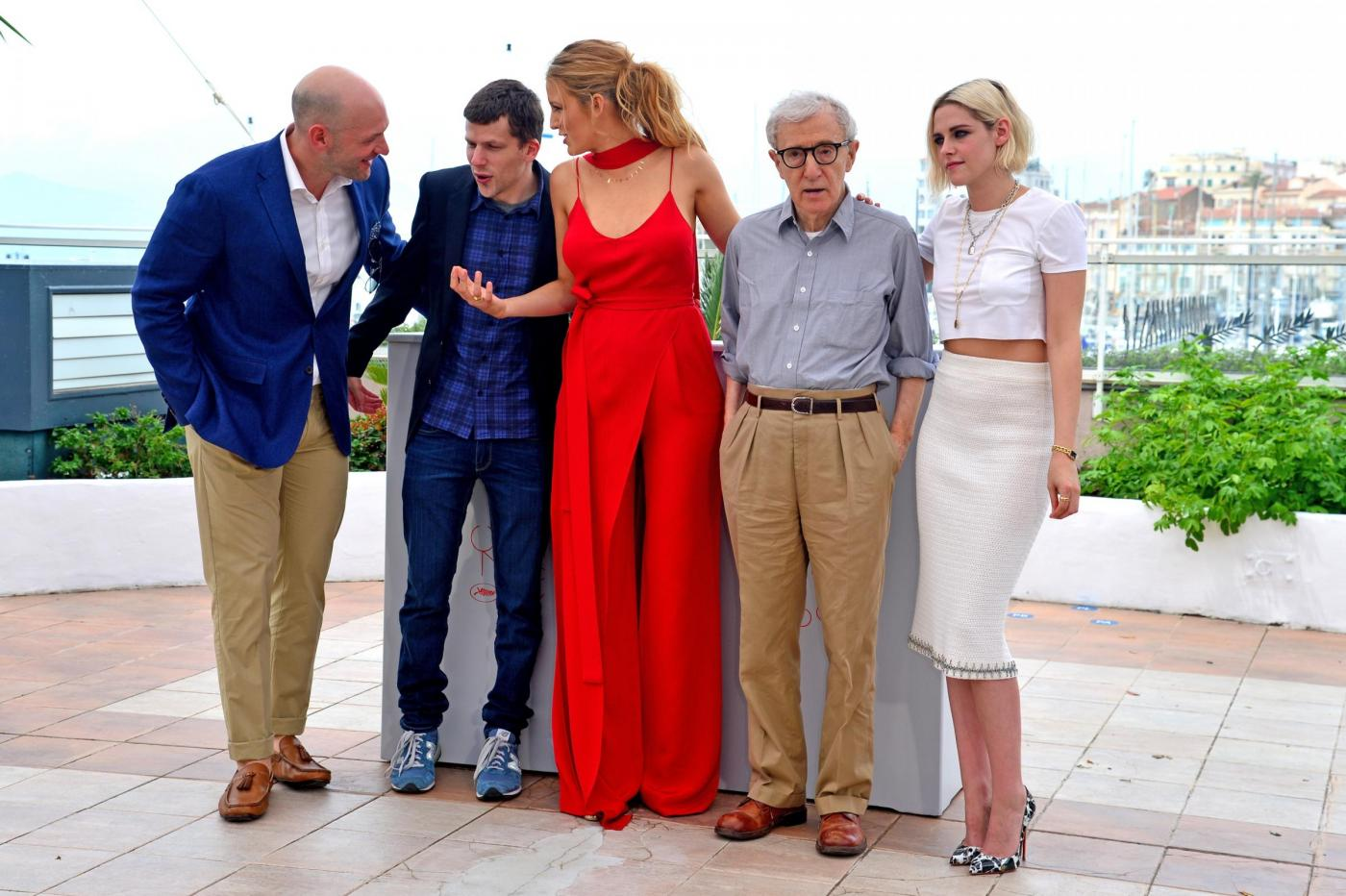 "Cannes, Festival al via: applausi per ""Cafè Society"" di Woody Allen"